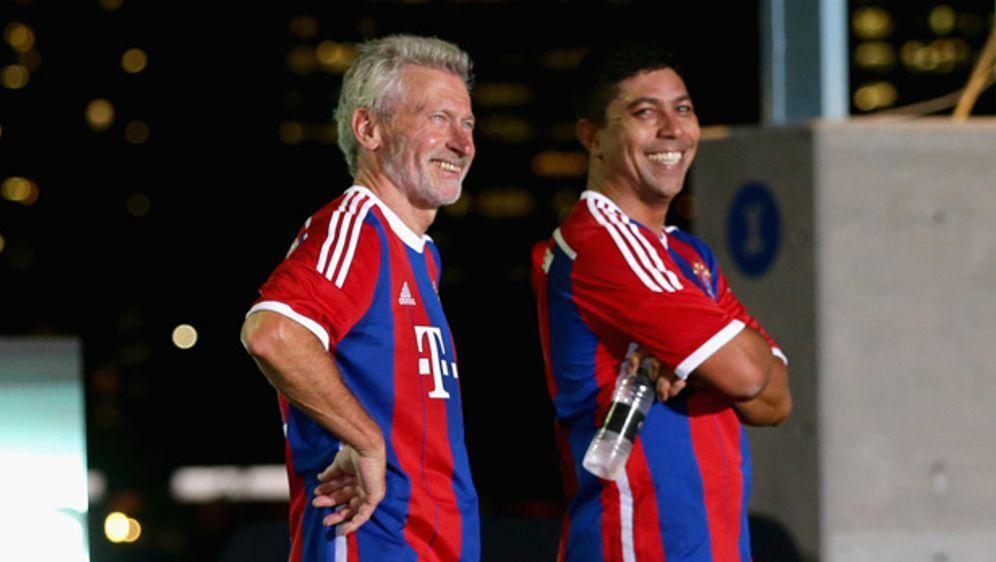 Ran Legendenspiel Die Bayern Startelf Steht Fest