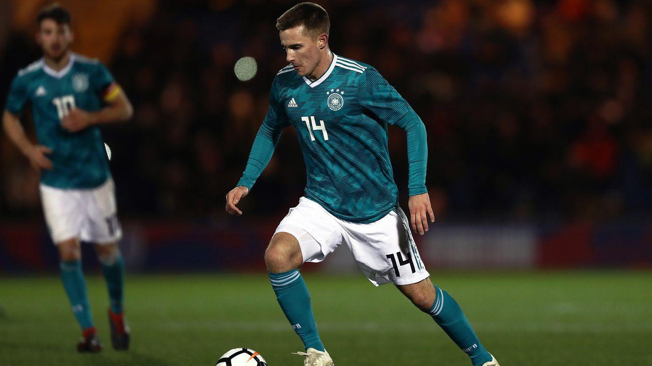 Johannes Eggestein (SV Werder Bremen, U20-Nationalspieler) - Bildquelle: Getty Images