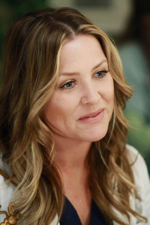 Während Mark Arizona (Jessica Capshaw) und Callie klar macht, dass er seine künftige Vaterrolle sehr ernst nimmt, muss sich Meredith zwischen ihrer... - Bildquelle: ABC Studios