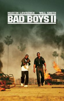 Bad Boys II - Bad Boys ll: Die beiden Drogenfahnder Mike Lowrey (Will Smith,...