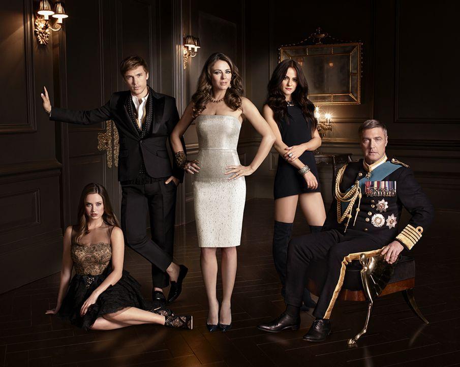 The Royals - Die Bilder zur neuen ProSieben Serie32 - Bildquelle: 2014 E! Entertainment Media LLC/Lions Gate Television Inc.
