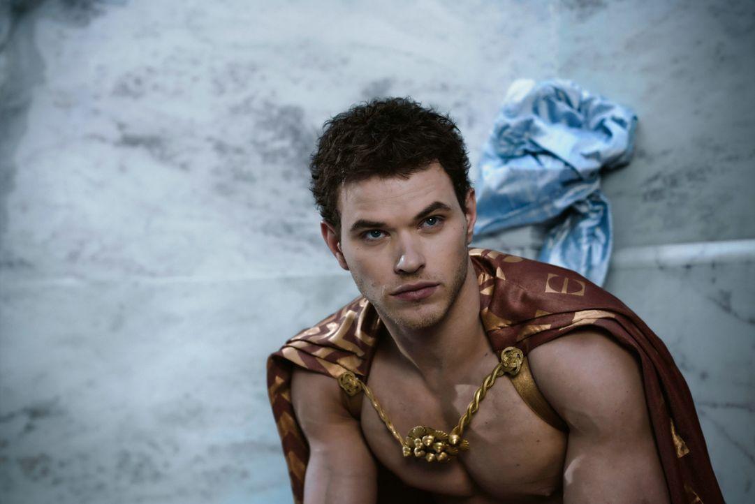 Er unterstützt Theseus und seine Männer im Kampf gegen den grausamen Herrscher Hyperion: der Gott Ares (Daniel Sharman) ... - Bildquelle: Constantin Film Verleih GmbH