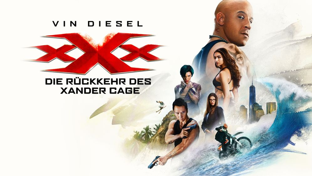 xXx: Die Rückkehr des Xander Cage - Bildquelle: 2016 Paramount Pictures. All Rights Reserved.