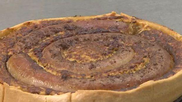 Bratwurst Torte