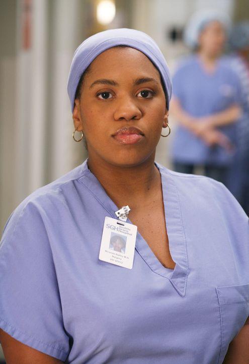 Cristina managt voller Eifer Dr. Burkes Operationsplan - mit verheerenden Folgen für Dr. Bailey (Chandra Wilson) ... - Bildquelle: Touchstone Television