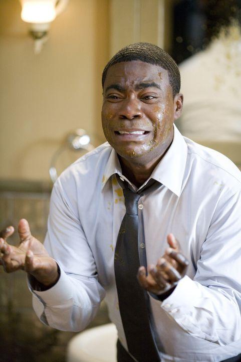Ist nicht gerade vom Glück verfolgt: Norman (Tracy Morgan) ... - Bildquelle: 2010 Screen Gems, Inc. All Rights Reserved.