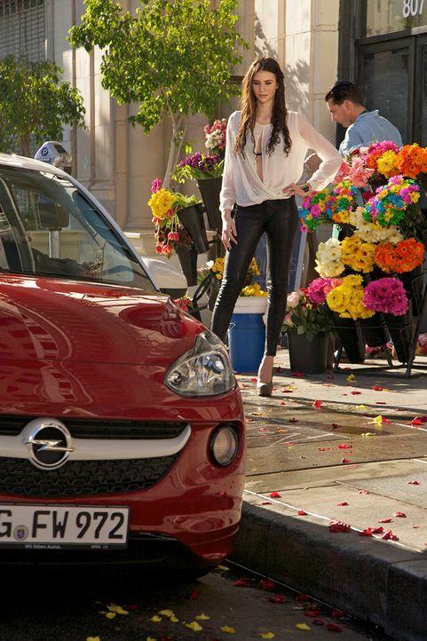GNTM-Stf09-Epi11-Opel-Casting-028-ProSieben - Bildquelle: ProSieben