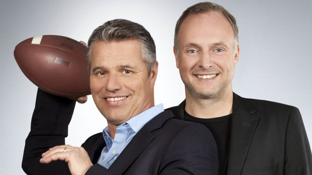 ran an den Super Bowl XLVII: Das