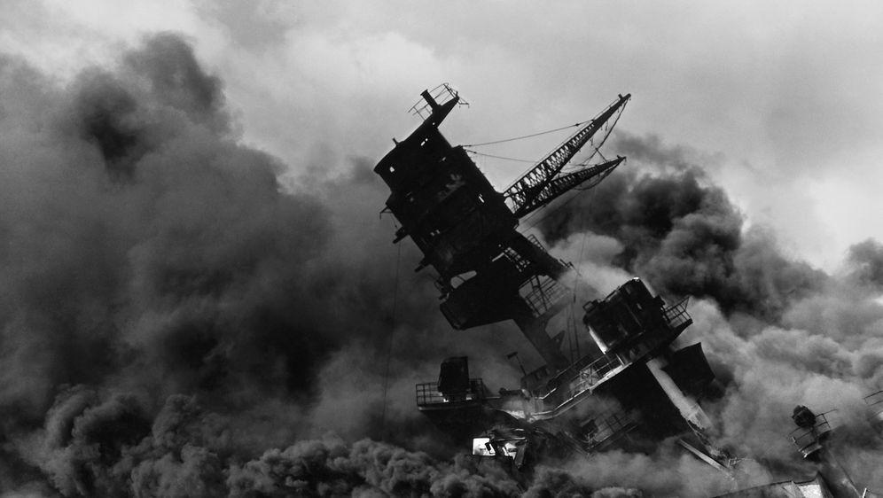 Der Angriff auf Pearl Harbor