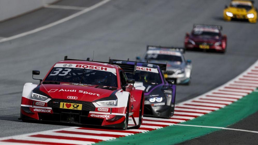Audi steht nach dem DTM-Wochenende in Spielberg in der Kritik - Bildquelle: LAT