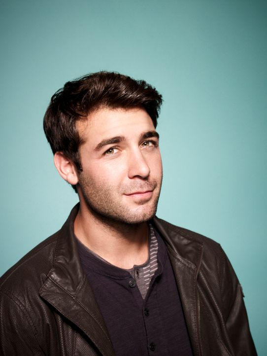 (1. Staffel) - Zach Cropper (James Wolk) ist Angestellter in der Agentur Roberts & Roberts und ein notorischer Schwerenöter. Die Kolleginnen, mit de... - Bildquelle: 2013 Twentieth Century Fox Film Corporation. All rights reserved.