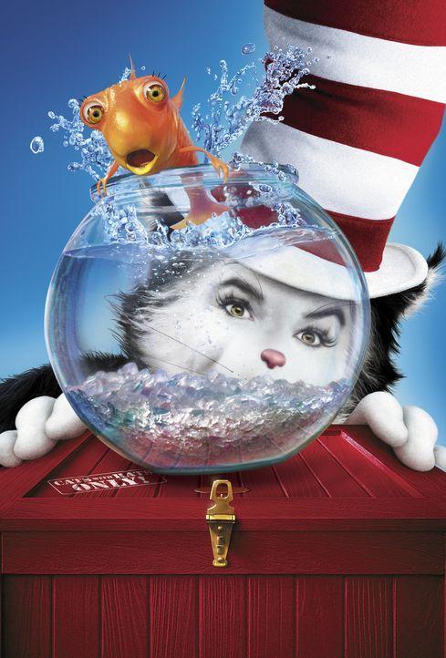 Ein Kater macht Theater - Artwork - Bildquelle: TM &   2003 DreamWorks LLC. All Rights Reserved.