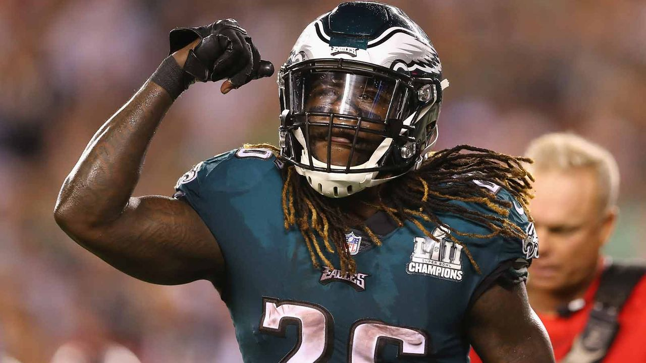 Jay Ajayi (Running Back) - Bildquelle: getty