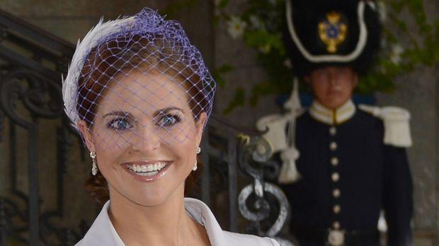 Prinzessin Madeleine schwanger: Ist es ein Flitterwochen