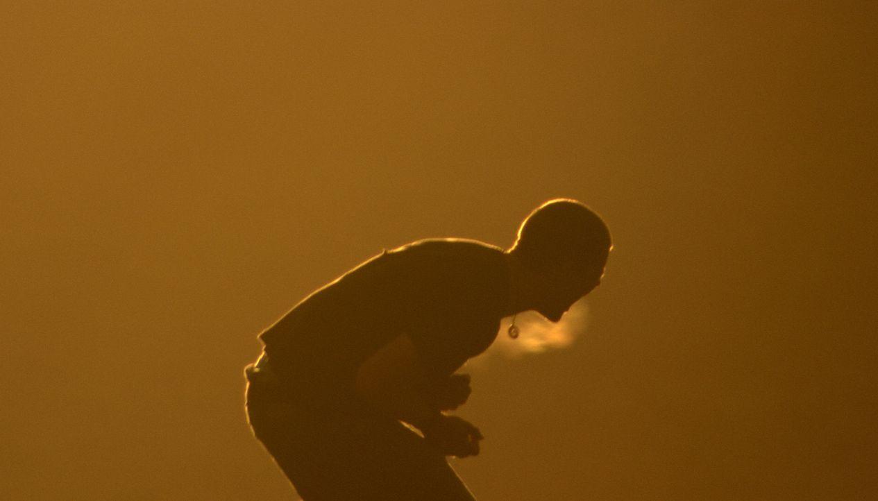 Auch auf ihn wartet das Grauen - lebenslang: Ben (Nathan Phillips) ... - Bildquelle: Kinowelt