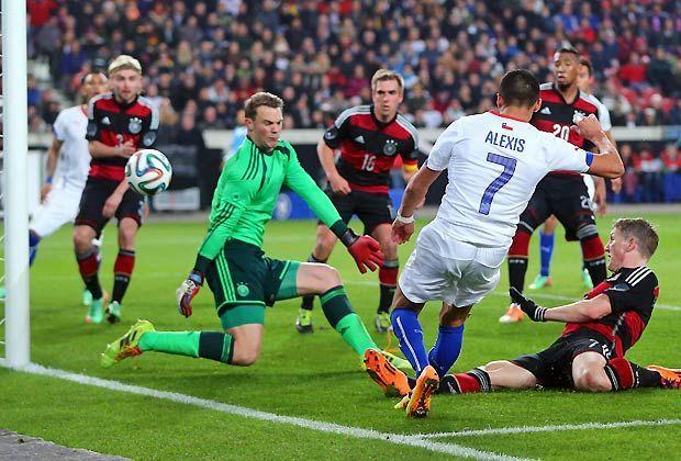 Deutschland Gegen Chile