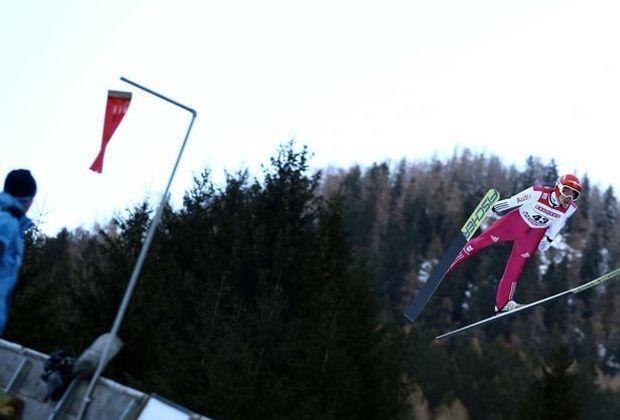 Olympiasieger Eric Frenzel springt auf 126 Meter