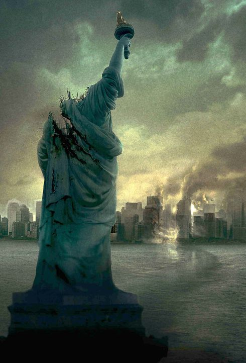 Cloverfield - Artwork - Bildquelle: Paramount Pictures