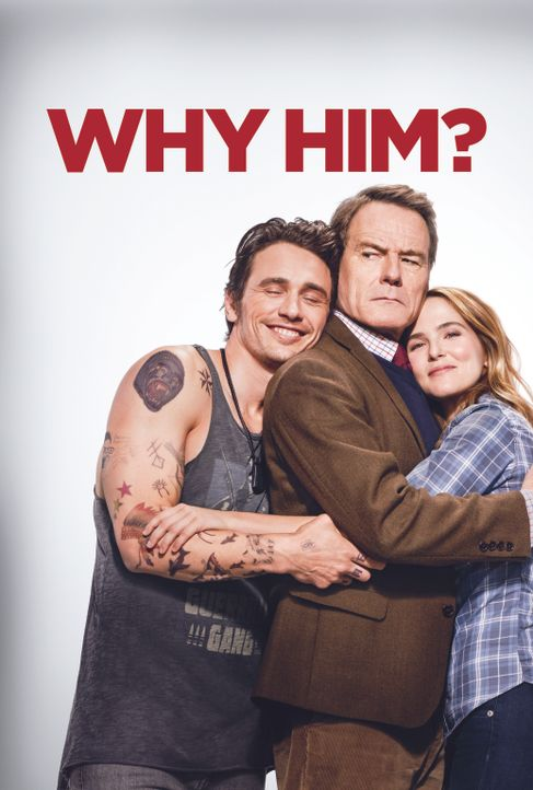 Why Him? - Artwork - Bildquelle: Scott Garfield TM &   2016 Twentieth Century Fox Film Corporation. All Rights Reserved. Not for sale or duplication./ Scott Garfield