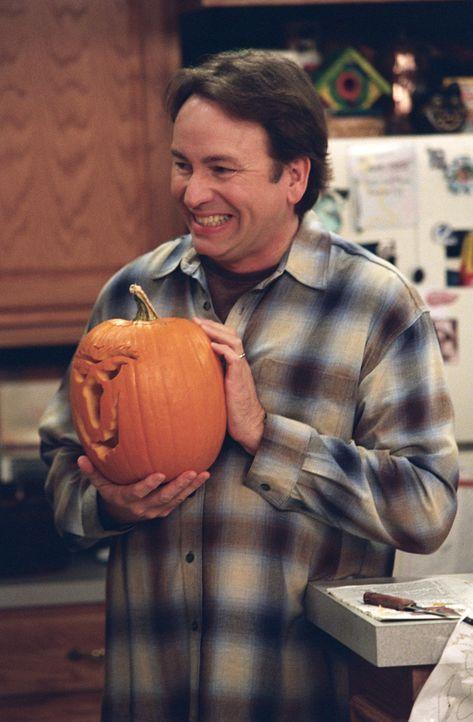 Paul (John Ritter) freut sich auf die bevorstehende Gruselnacht im Baumhaus ... - Bildquelle: ABC, Inc.