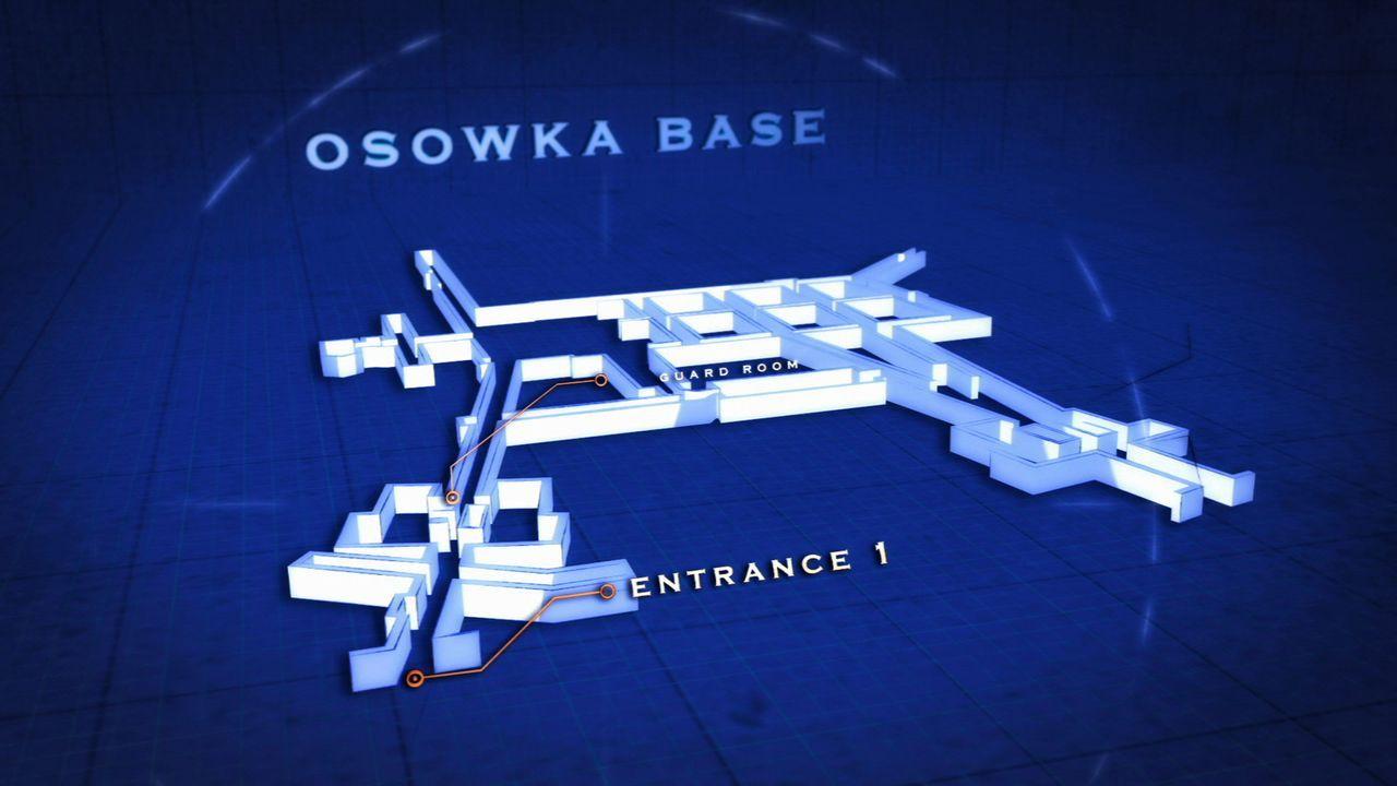 In den unterirdischen Stollen in der Region Osowka im Eulengebirge sollte eine Fabrik für Hitlers Geheimwaffe entstehen - die Reichsflugscheibe. Ist... - Bildquelle: LIKE A SHOT ENTERTAINMENT 2014