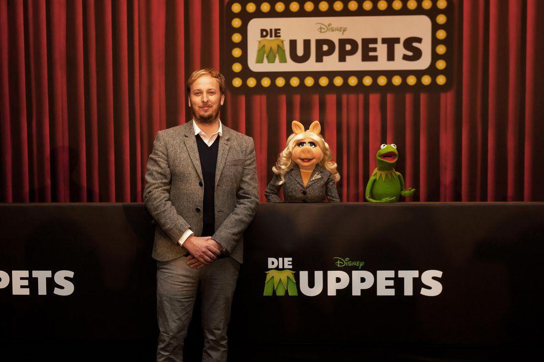 muppets-fotocall-berlin-05-hanna-boussouar-walt-disney-companyjpg 1900 x 1267 - Bildquelle: Hanna Boussouar/Walt Disney Company