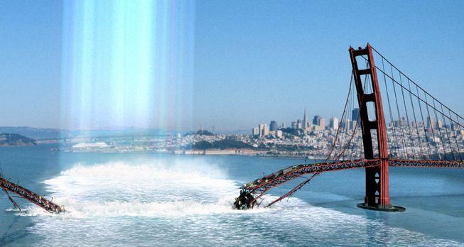 The Core - Der innere Kern - Aus unbekannten Gründen bricht in San Francisco...