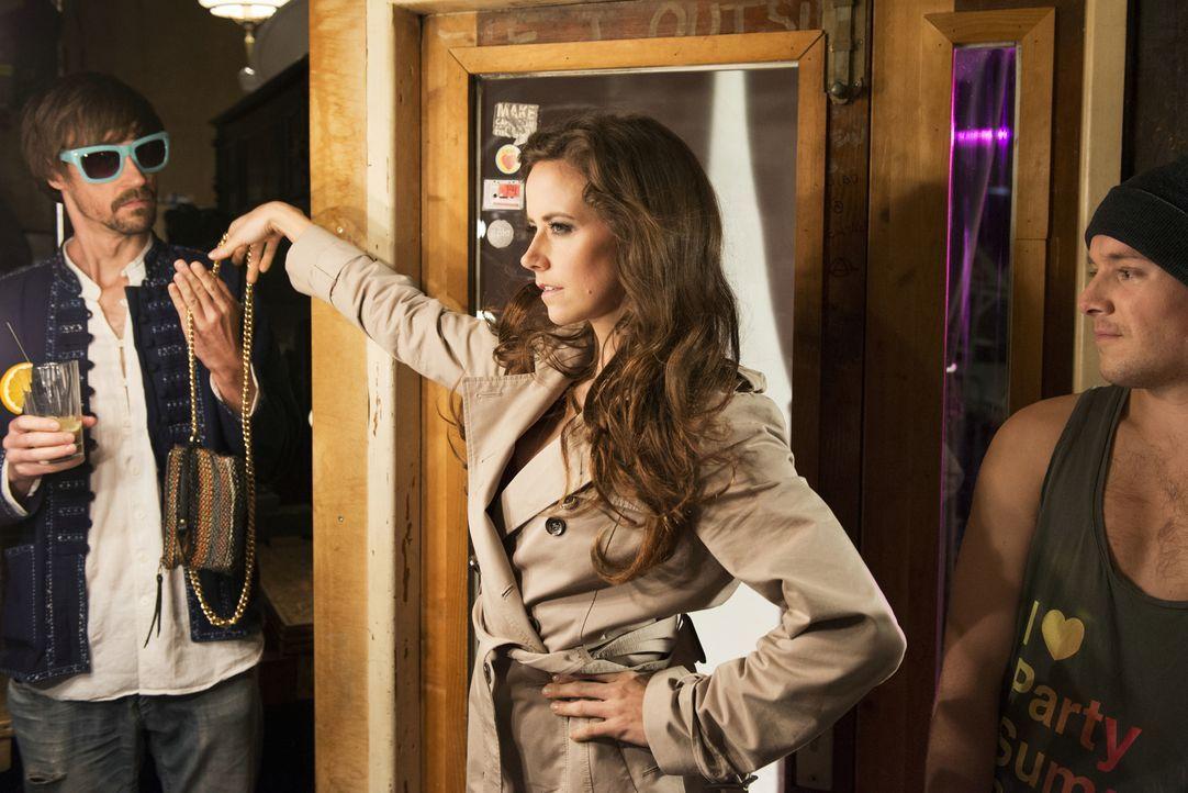 Merlin (Anja Knauer) verdreht allen Männern den Kopf. Auch ihrem Traummann? - Bildquelle: Marc Reimann Constantin Film Verleih GmbH/Marc Reimann
