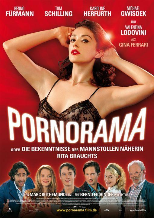 PORNORAMA - Plakatmotiv - Bildquelle: Constantin Film