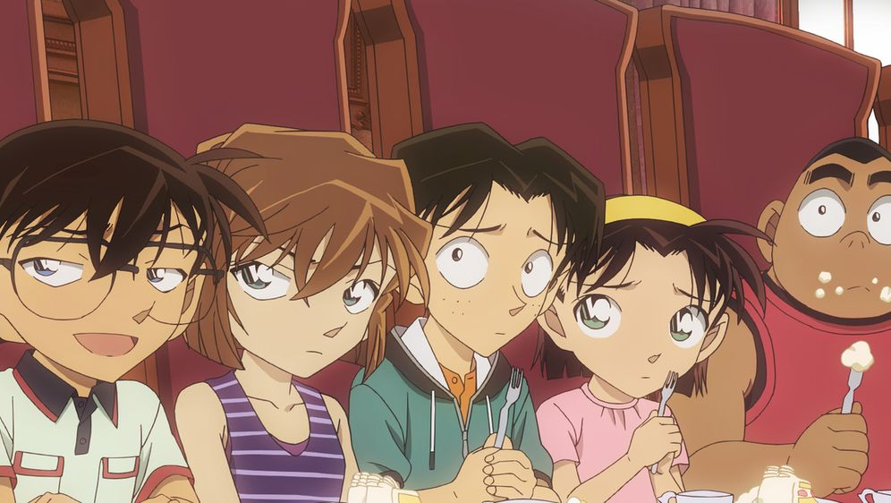 Detektiv Conan: Die Sonnenblumen des Infernos - Bildquelle: 2015 GOSHO AOYAMA / DETECTIVE CONAN COMMITTEE  All Rights Reserved