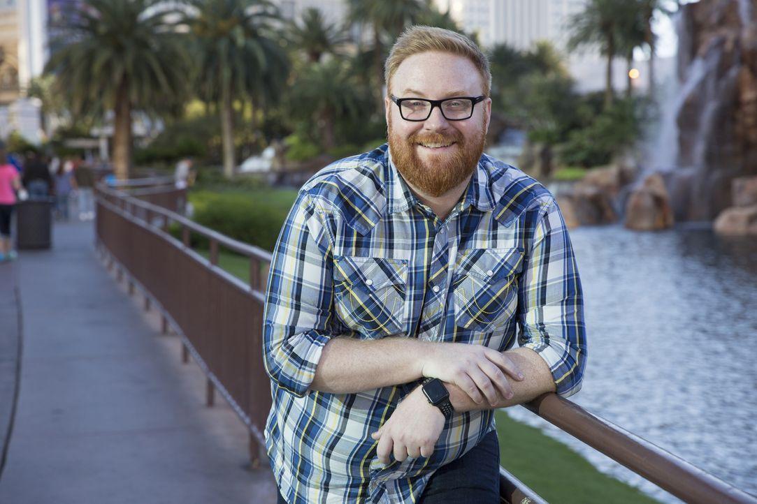 Josh Denny fährt nach Las Vegas und hält nach den dekadentesten Gerichten Ausschau ... - Bildquelle: John Michael Cooper 2017, Television Food Network, G.P. All Rights Reserved.
