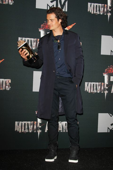 MTV-Movie-Awards-Orlando-Bloom-140313-1-FayesVision-WENN-com - Bildquelle: FayesVision/WENN.com