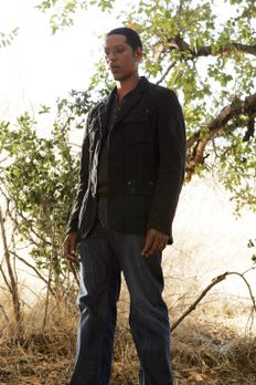 Ghost Whisperer - Casey (Orlando Jones) behauptet, im Kontakt zu den Geistern...