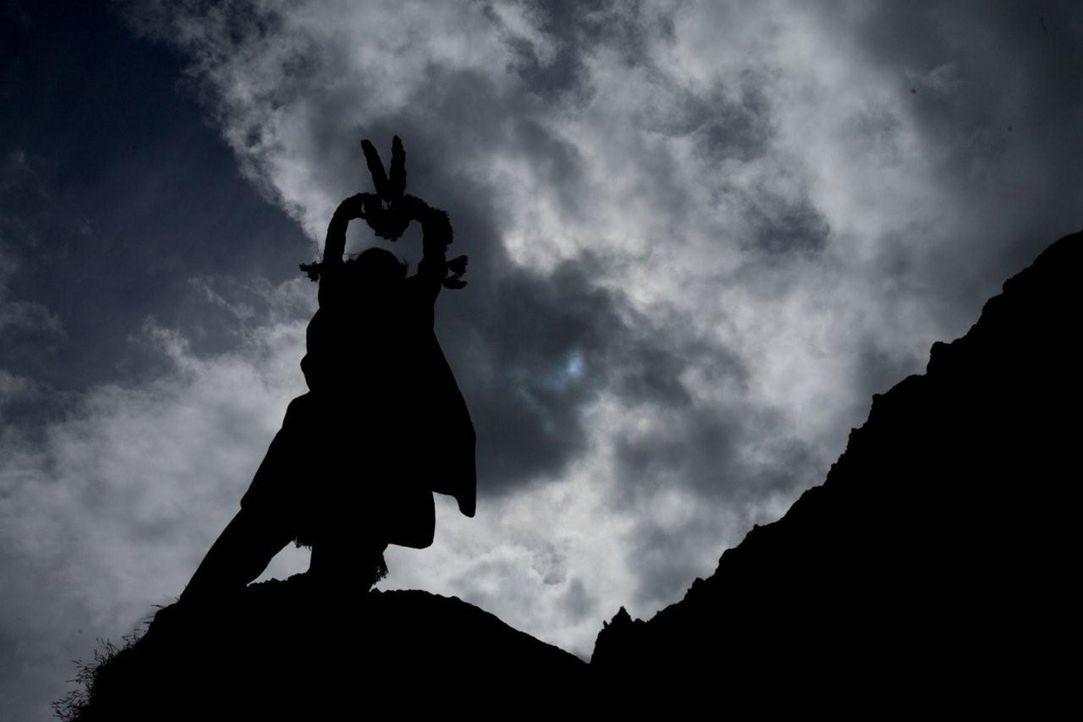 Inka-Herrscher Pachacútec, der Weltveränderer ... - Bildquelle: 2008 Darlow Smithson Productions Ltd, an IMG Entertainment Company. Parallax Film Productions Inc.