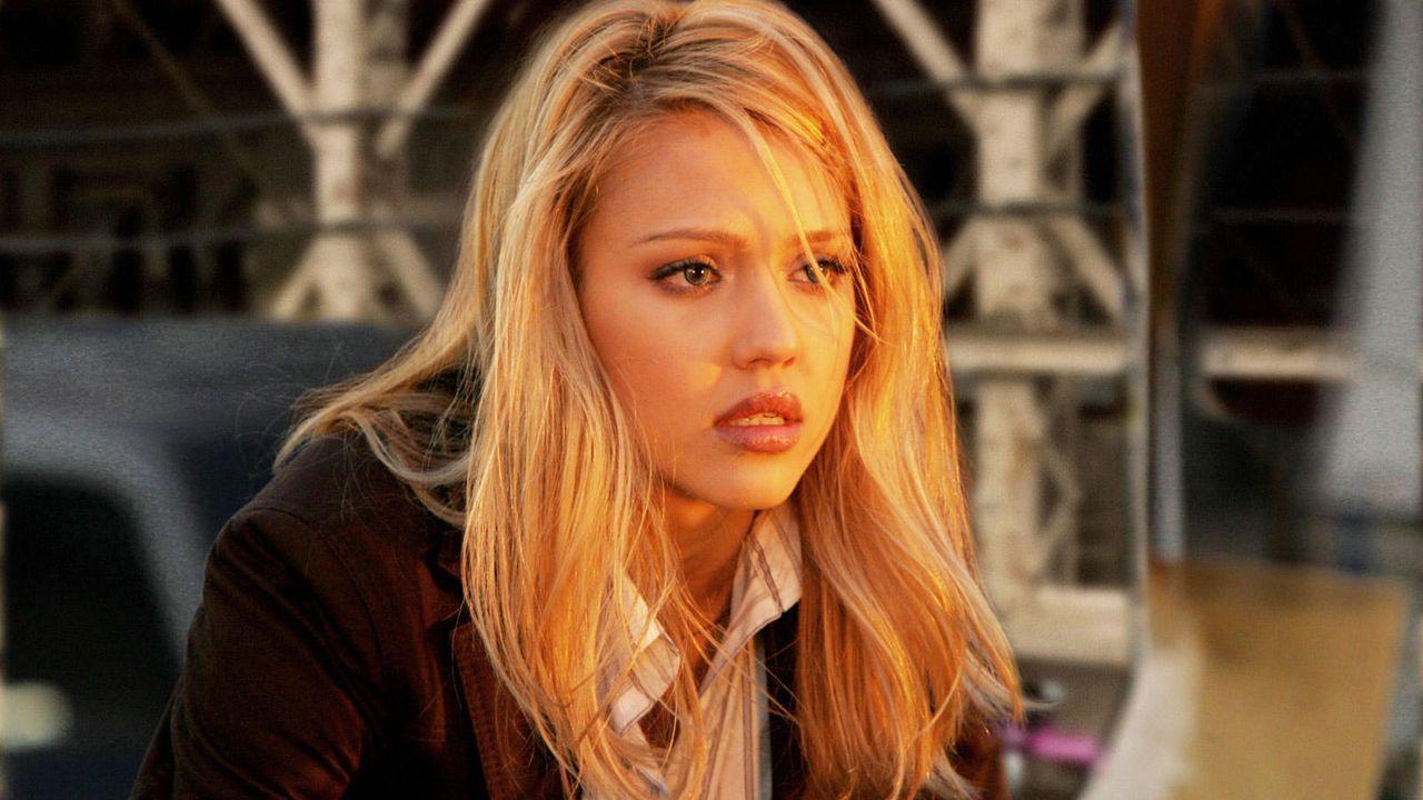"""Jessica Alba in """"Fantastic Four"""" - Bildquelle: Twentieth Century Fox (Fantastic Four - Auf DVD erhältlich)"""