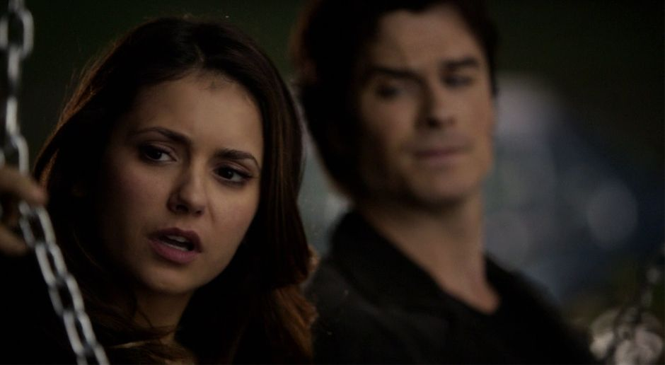 Vampire Diaries, Vorschau Folge 9: Delena - Bildquelle: Warner Bros. Entertainment Inc.