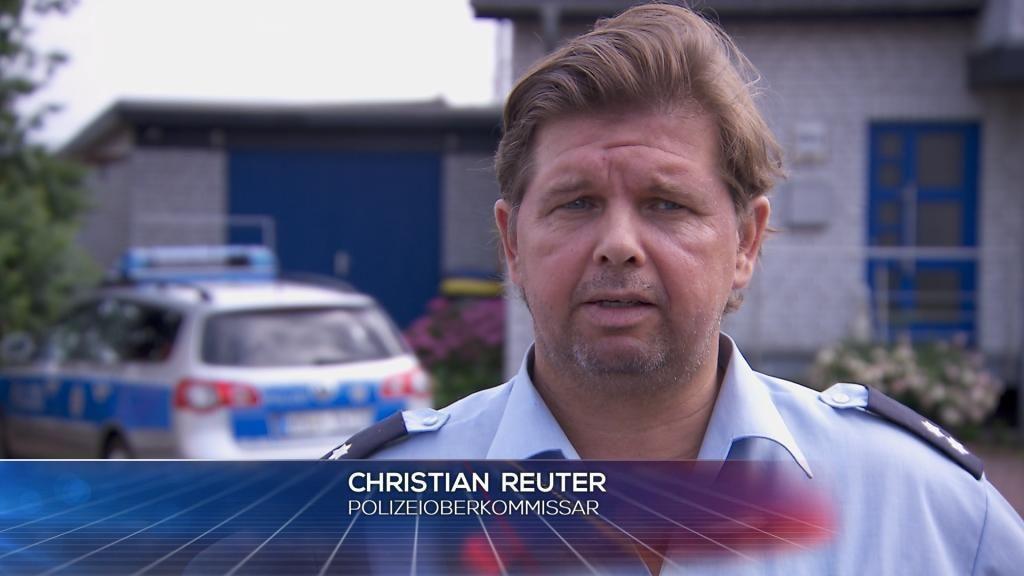 POL - Christian Reuter - Bildquelle: SAT.1