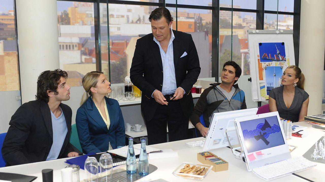 01-Anna-und-die-Liebe-Folge-367-Sat1-Oliver-Ziebe - Bildquelle: SAT.1 Fotograf: Oliver Ziebe