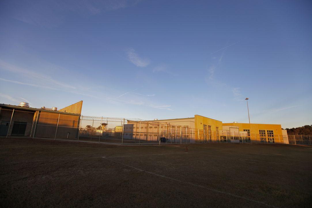 Im Smith State Prison herrscht ein täglicher Kampf um die Vorherrschaft ...