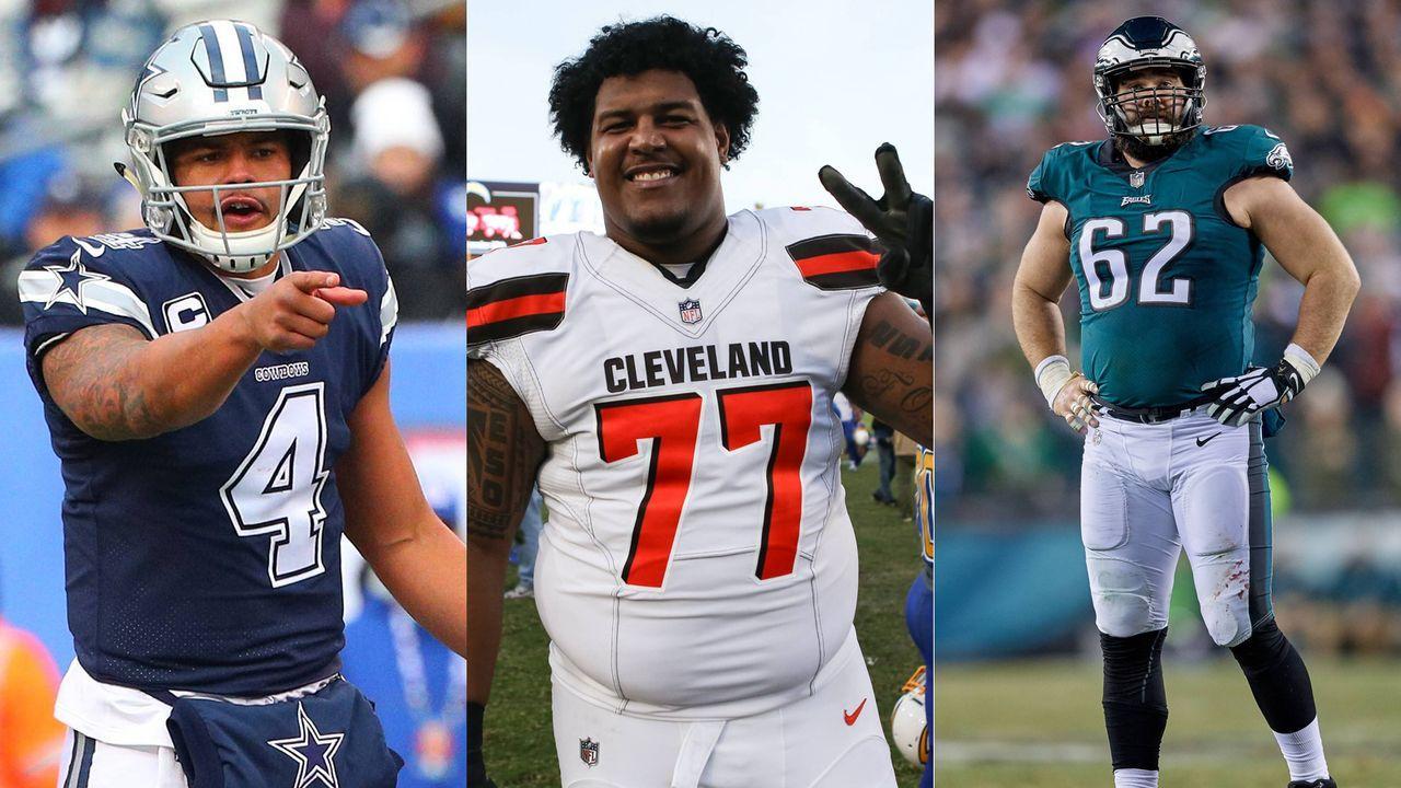 Gehalt, Alter, Größe, Gewicht, Erfahrung: Die NFL im Durchschnitt  - Bildquelle: Imago