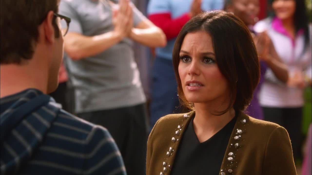 Joel erzählt Zoe - Bildquelle: Warner Bros. Entertainment Inc.