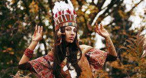 Pocahontas Kostum Selber Machen Ideen Sat 1 Ratgeber
