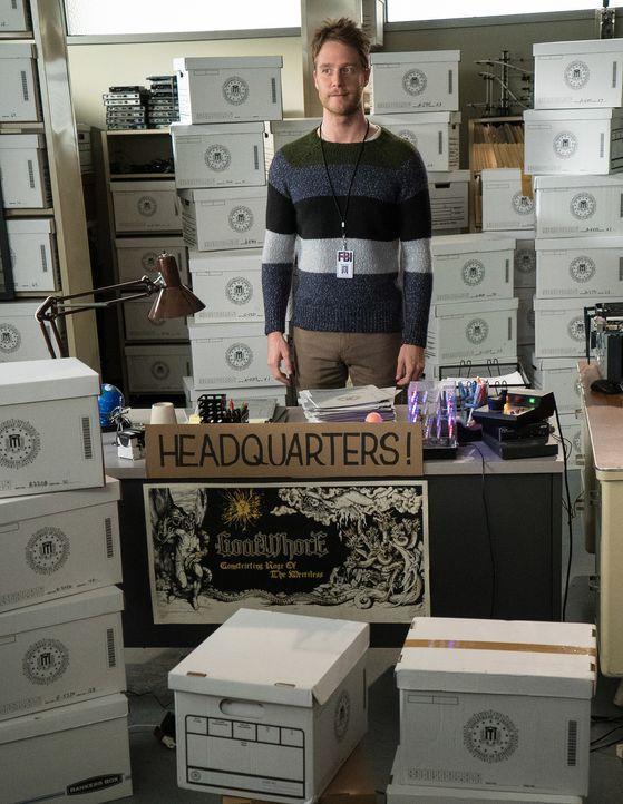 """Nach alldem was geschehen ist, möchte Brian (Jake McDorman) sein eigenes """"Hauptquartier"""" beim FBI. Doch wird Naz ihm das genehmigen? - Bildquelle: John Paul Filo 2015 CBS Broadcasting, Inc. All Rights Reserved"""