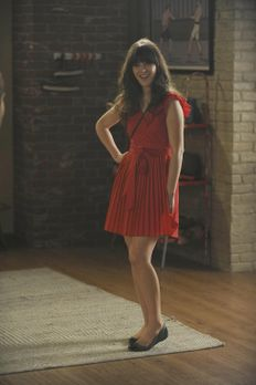 New Girl - Will den nächsten Schritt in ihrer Beziehung zu Paul gehen: Jess (...