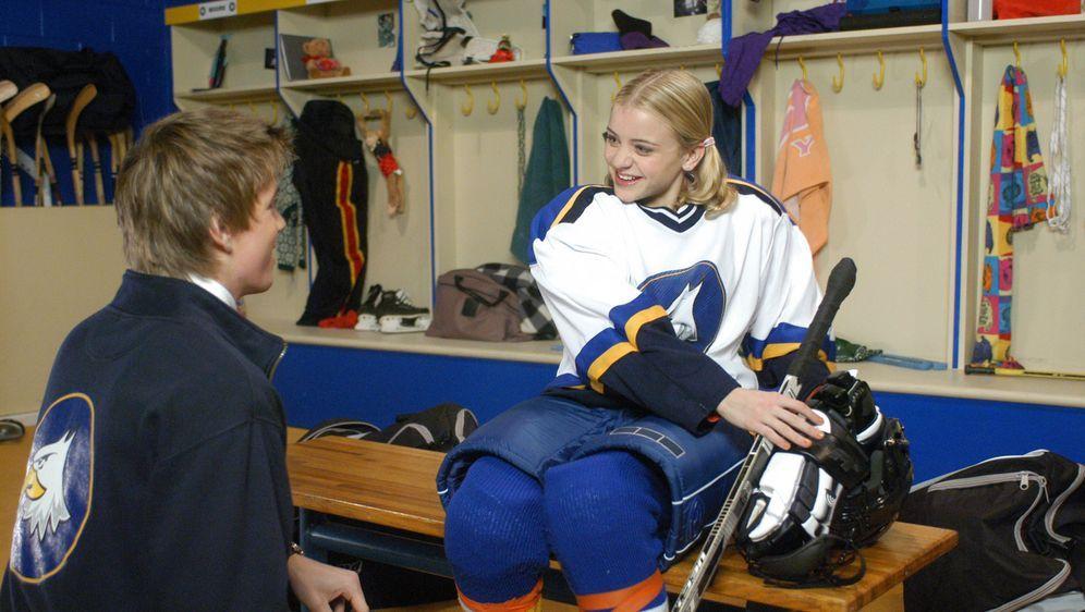 Die Eishockey-Prinzessin