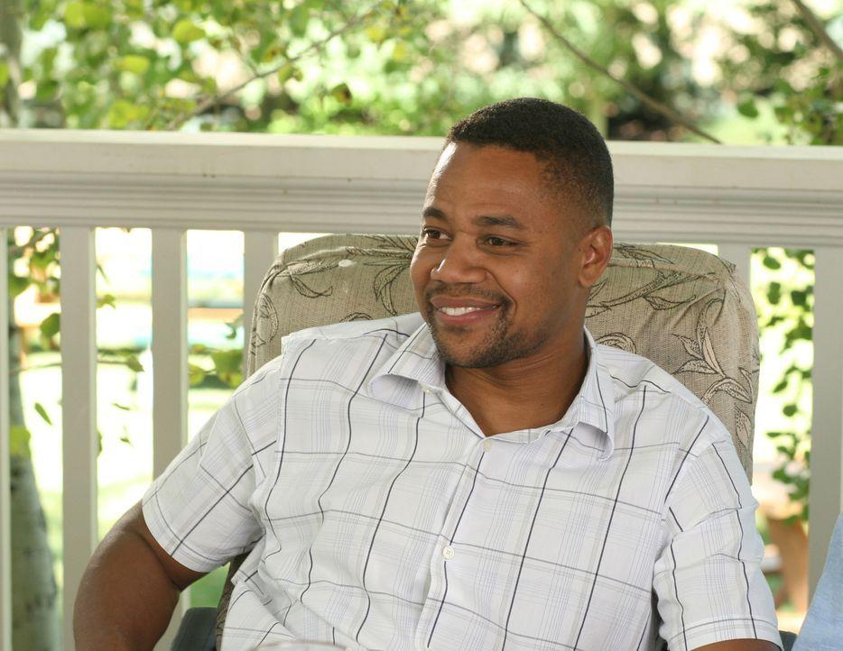 Obwohl er absolut keine Erfahrung mit Kindern hat, übernimmt Charlie Hinton (Cuba Gooding Jr.) die Aufsicht in einem Ferienlager. Sein Versuch schei... - Bildquelle: Sony 2007 CPT Holdings, Inc.  All Rights Reserved.