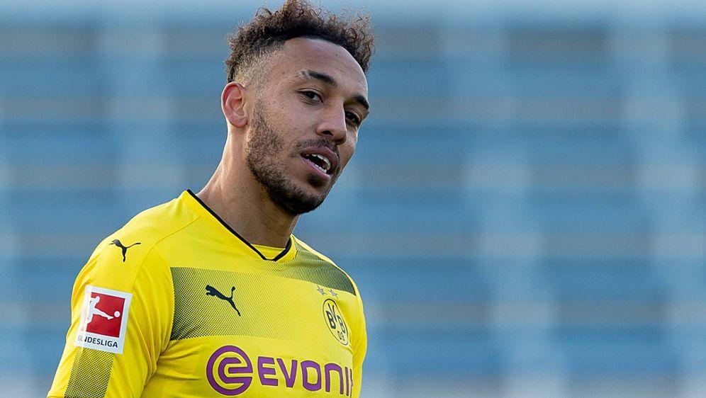 Pierre-Emerick Aubameyang wechselte 2013 von AS St. Etienne zu Borussia Dort... - Bildquelle: imago/DeFodi