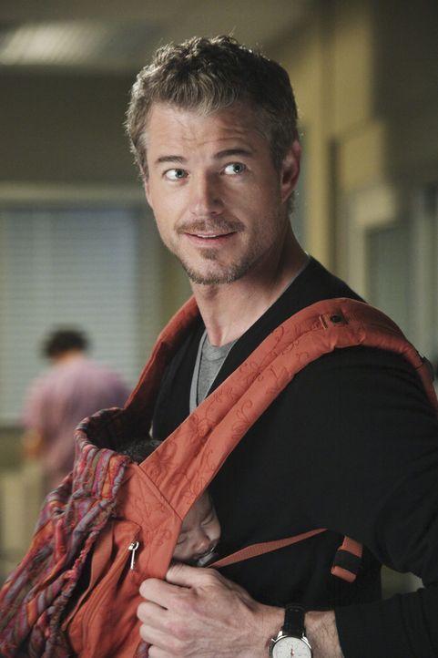 Genießt das Vatersein: Mark (Eric Dane) ... - Bildquelle: ABC Studios