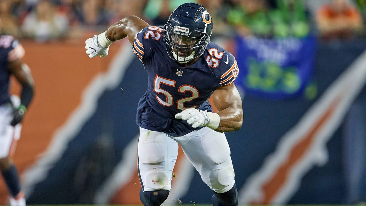 Khalil Mack (Outside Linebacker, Chicago Bears) - Bildquelle: imago/Icon SMI