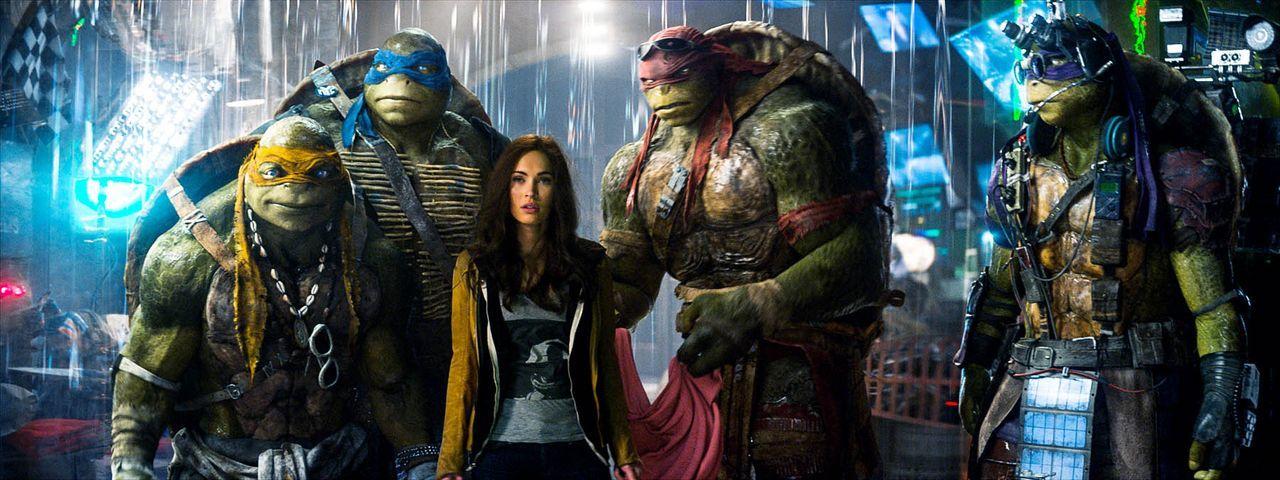 teenage-mutant-ninja-turtles-42-Paramount-Pictures - Bildquelle: Paramount Pictures
